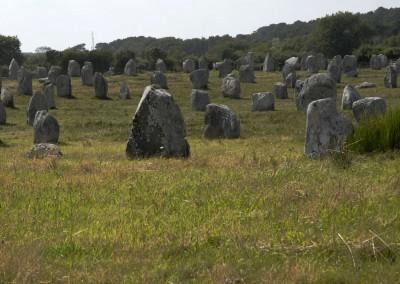 Alignements megalithiques