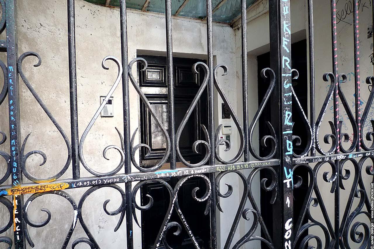5 bis rue de verneuil serge gainsbourg