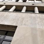 Au pied de l'immeuble de Claude François