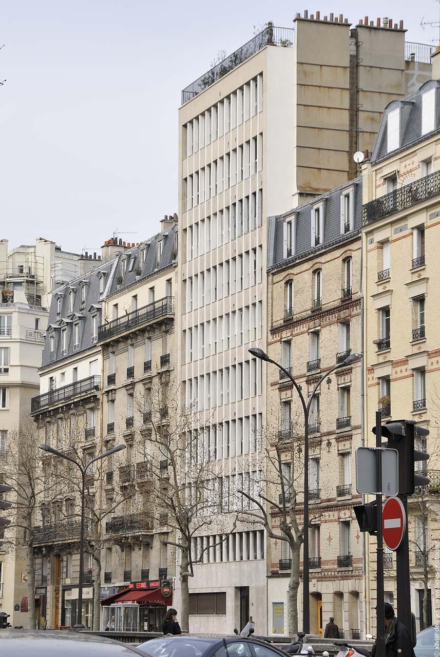 plan appartement claude francois