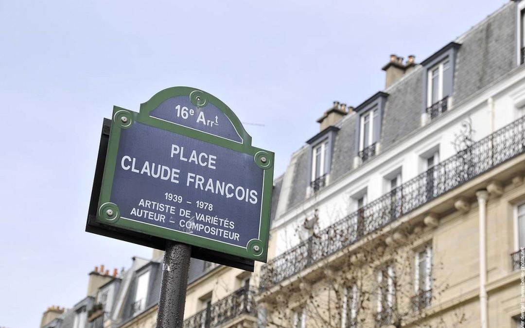 46 Bd Exelmans : Claude François nous quittait le 11 mars 1978