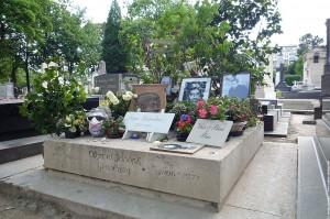 La Tombe de Gainsbourg