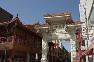 Porte du quartier chinois de Kobe