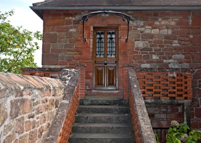 Escalier - Collonges la rouge