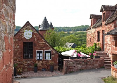 Restaurant Le petit clos à Collonges la rouge