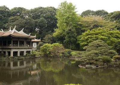 La Maison de thé de Shinagawa