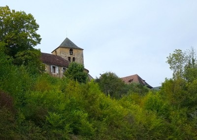 Le château de Cavagnac