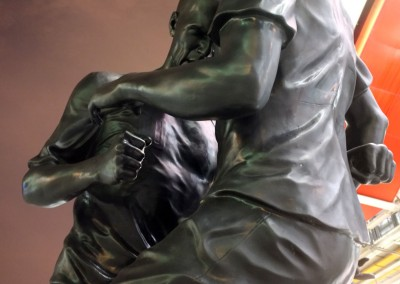 Statue de Zidane