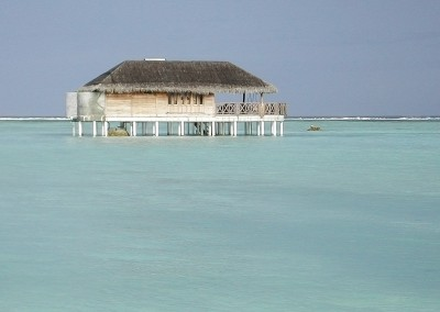 Villa sur pilotis - Honeymoon villa
