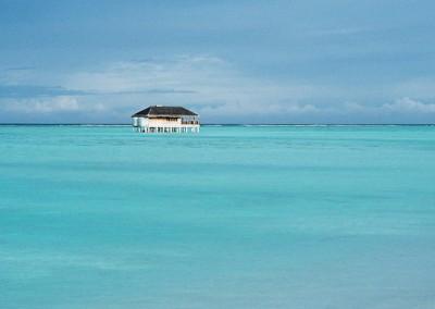 Honeymoon villa face a l ocean