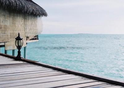 Quietude aux Maldives