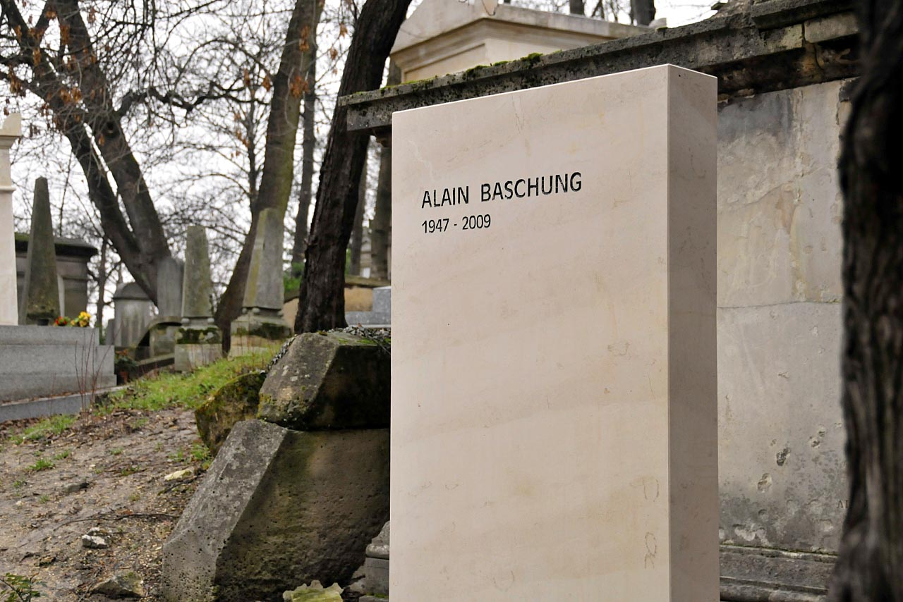 Alain Bashung 1947 - 2009