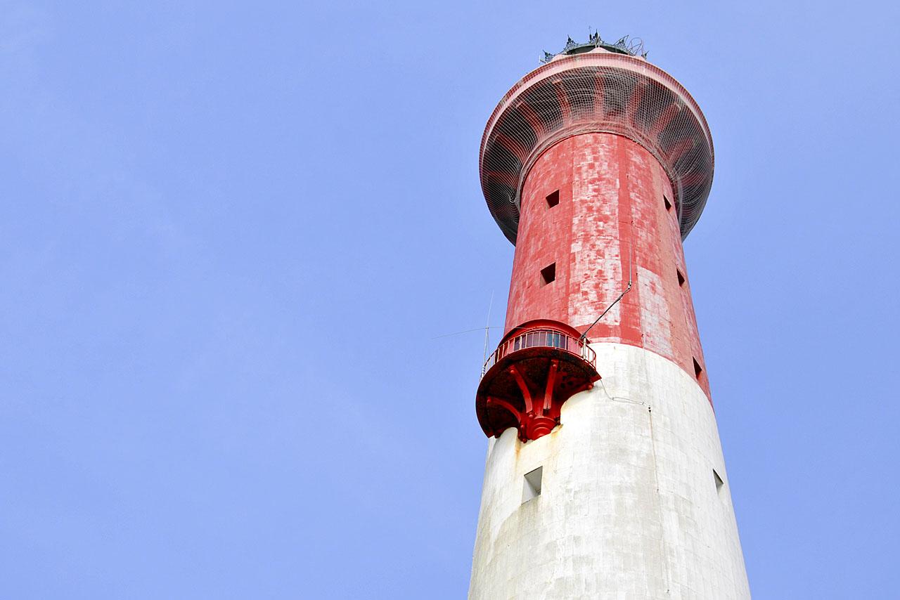 Le phare de La Coubre et sa lanterne