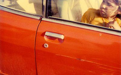 Polaroid SX70 et moyen format, visitez les Etats Unis d'il y a trente ans à travers un road trip argentique !