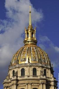 Le Dome doré des invalides