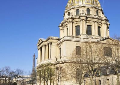 Les invalides - Eglise Saint-Louis