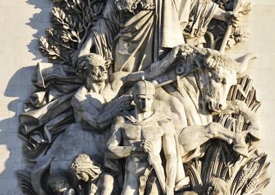 La Paix de 1815 d'Antoine Etex
