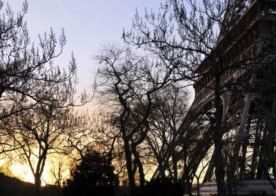 La tour Eiffel autrement