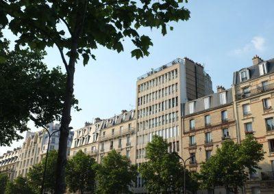 Immeuble de Claude François