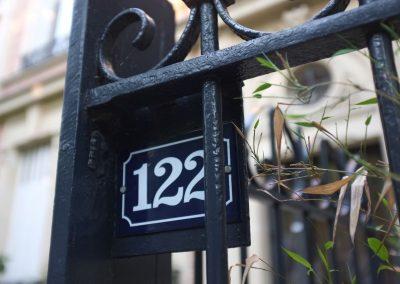 122 Bd Exelmans Paris - Bureaux de Claude François