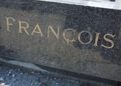 Le nom François