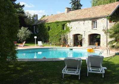 Le moulin de claude fran ois belles photos for Piscine moulins