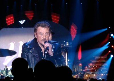 Concert de Johnny le 25/06/2017