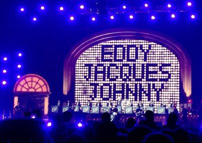 Eddy, Jacques et Johnny