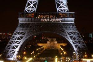 Merci Johnny (Tour Eiffel)