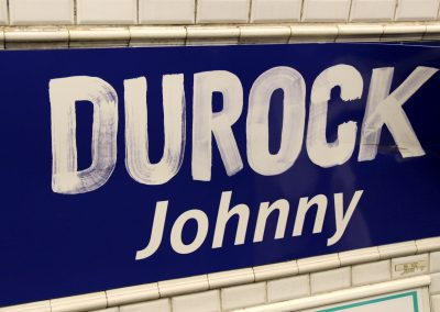 Duroc/Durock Johnny
