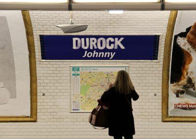 Merci Johnny - Durock Johnny