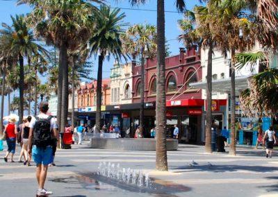 La vie de quartier à Sydney