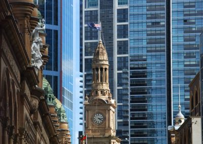Sydney : le quartier d'affaires