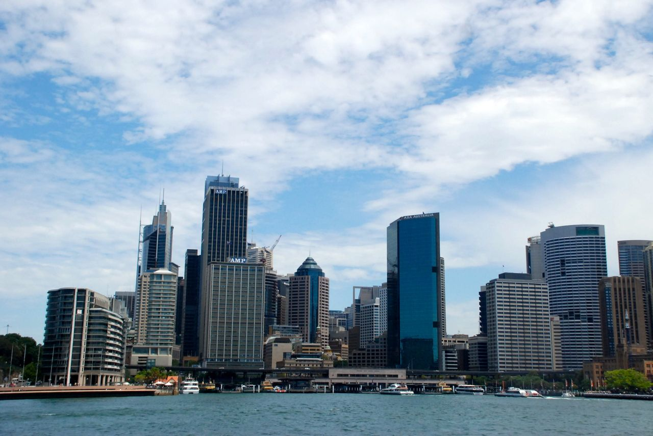 Circular Quay à Sydney