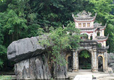 Les pagodes de Jade