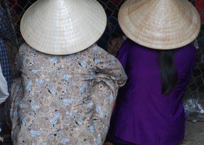 Chapeaux coniques vietnamiens