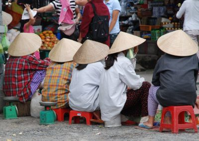Marché de Dong Ba, Hué