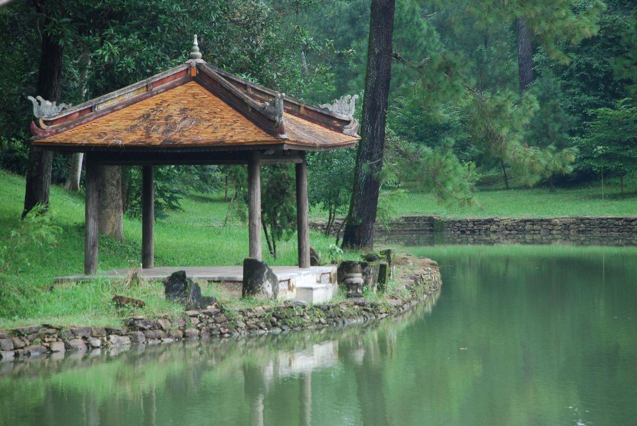 Les mausolées de Hué