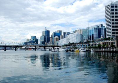 La baie de Sydney