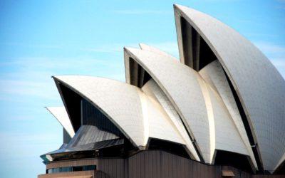 Photos d'Australie, de l'opéra de Sydney aux kangourous de Melbourne