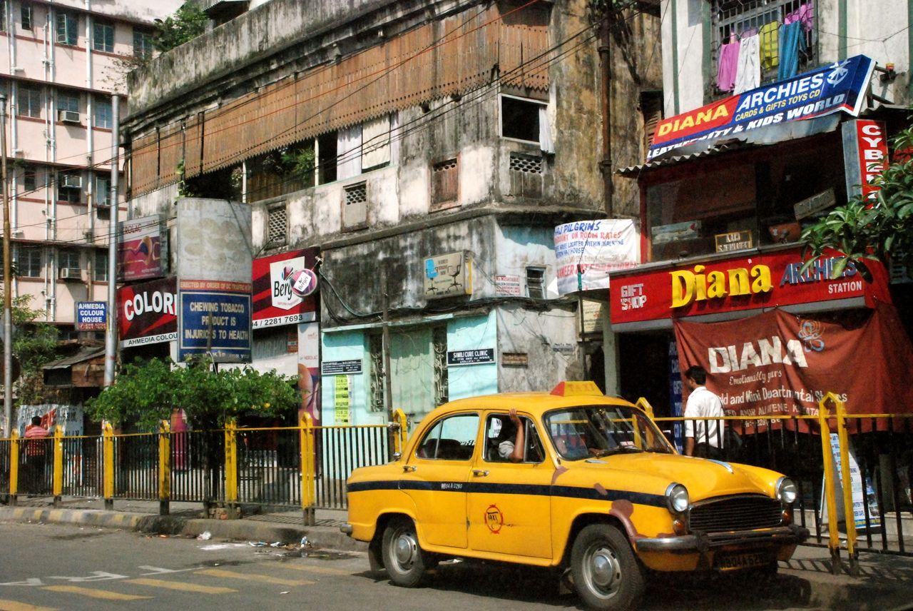 Voir les photos de Calcutta