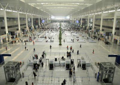 Gare de Shanghai Hongqiao