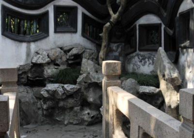 Le jardin Yuyuan - Petit passage