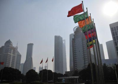 Pudong, quartier de Shanghai