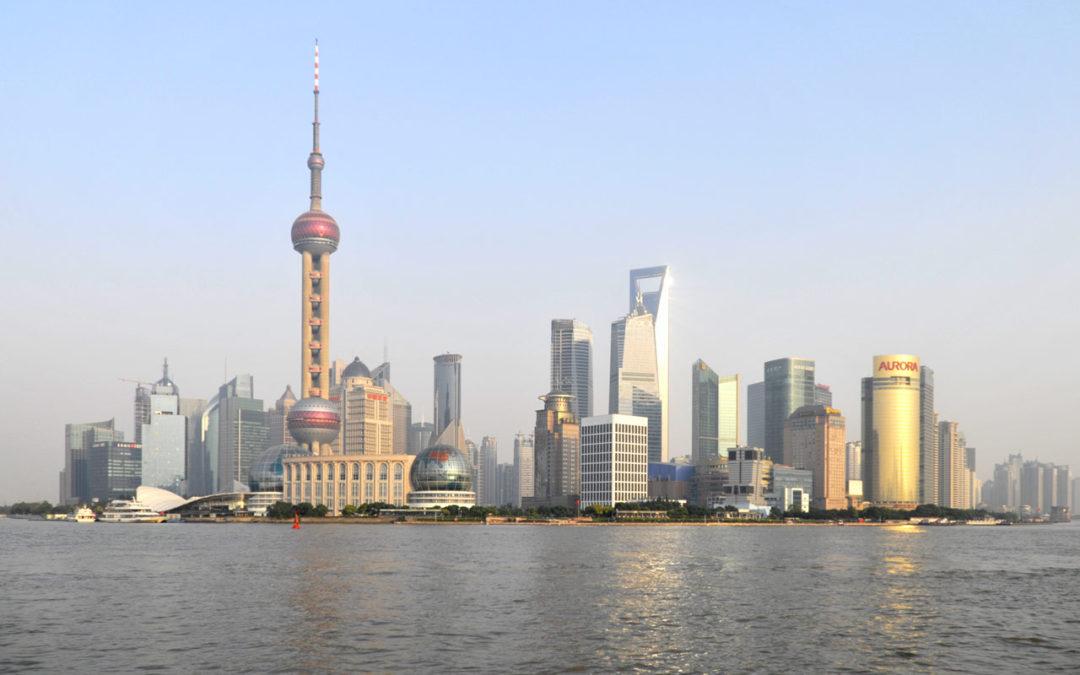 Destination Shanghai, le jardin Yuyuan et la Perle de l'Orient