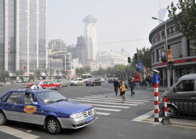 Carrefour à Shanghai