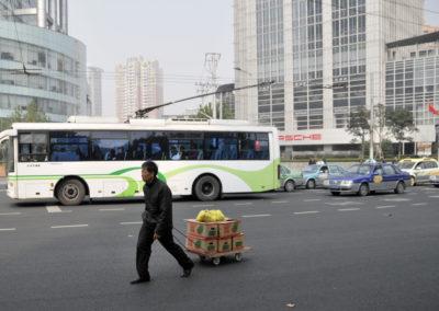 Bus à Shanghai