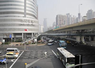 Pont à Shanghai