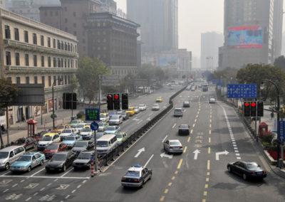 Intersection- Shanghai