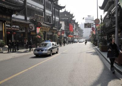 Dans les rues - Shanghai